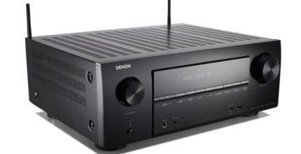 The new Denon AVRX3500H in What Hi-Fi